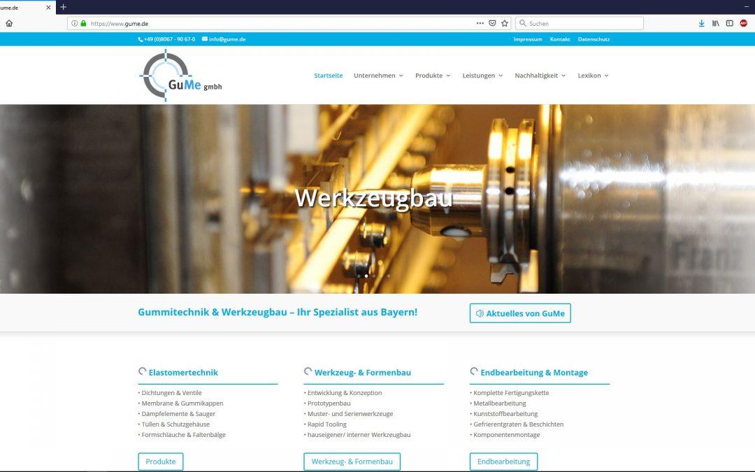 Relaunch Internetseite – alles neu macht der Mai!